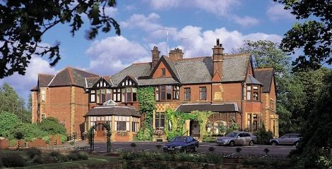 Northcote Manor – ideal for a gastro break