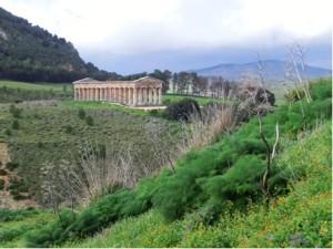 Segesta in Sicily