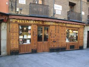 Restaurante Biotin, Madrid