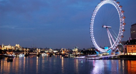 Facing Fear in Lovely London