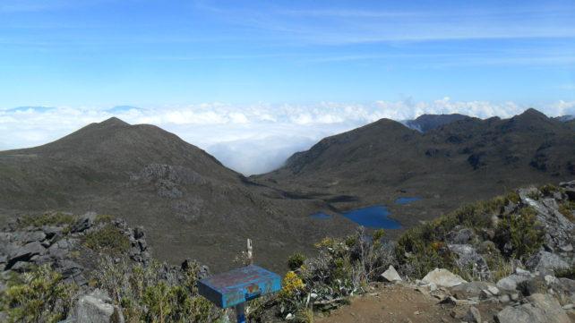 Climbing Mount Chirripó