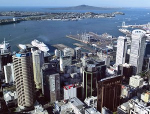 Auckland - An expensive place to visit (2)