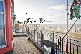Enjoy a drink on the terrace!