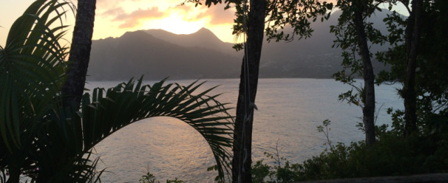 Dominica: After Storm Erika