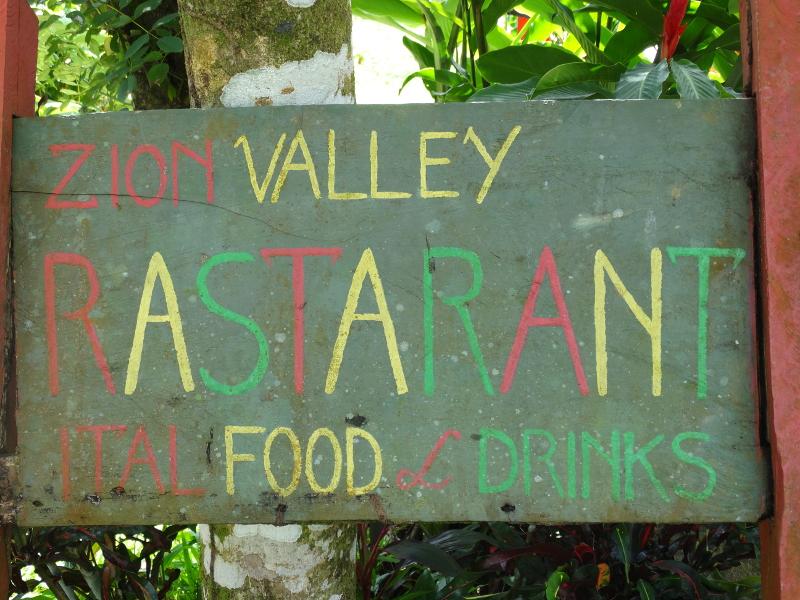 Rastarant Restaurant Dominica