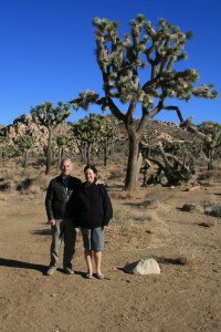 Senior travel Joshua Tree National Park