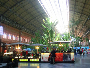 Old Atocha Station, Madrid