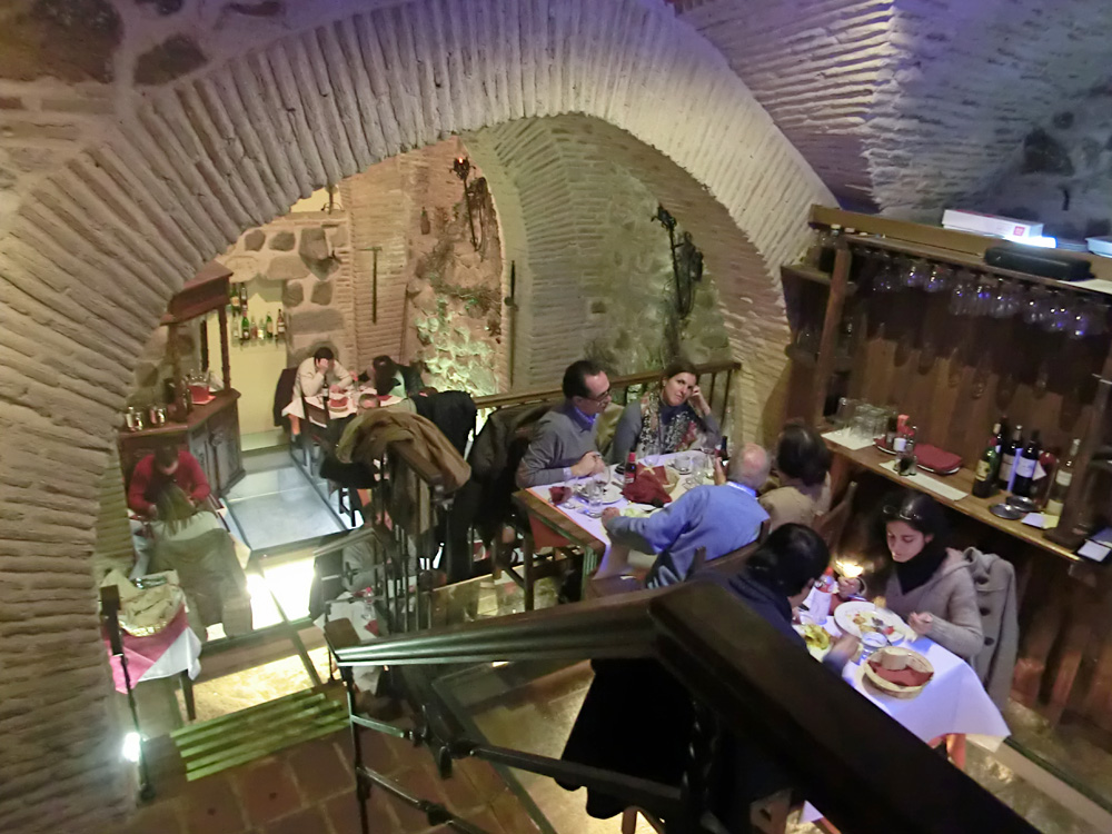 Historic Eateries in Central Spain