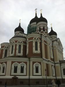 St Aleksander Nevsky Cathedral - a taste of Russia