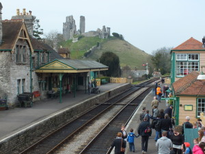 Swanage Seam Railway