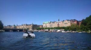 Stockholm travel