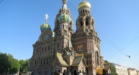 St. Petersburg: visit Russia without  a visa