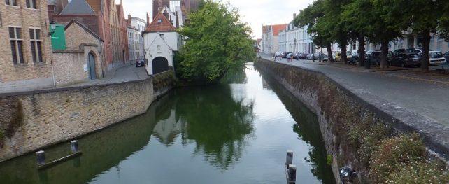 Backpacking Destinations: Bruges