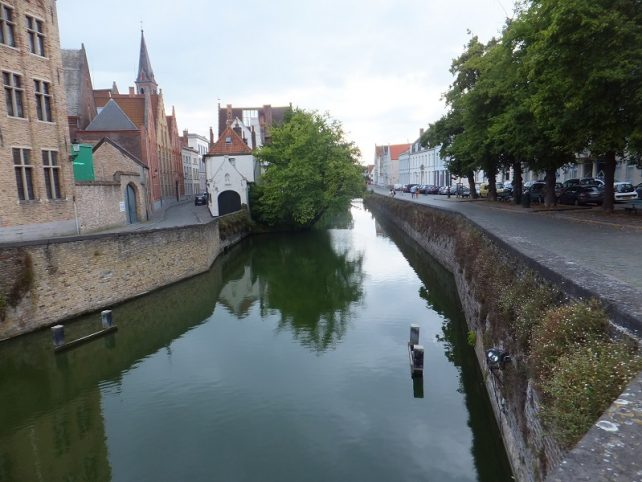 Backpacking Destinations: Bruges