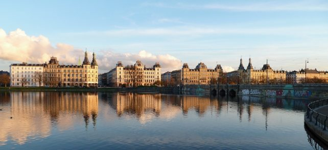 Backpacking in Copenhagen: Stunning Scandinavia