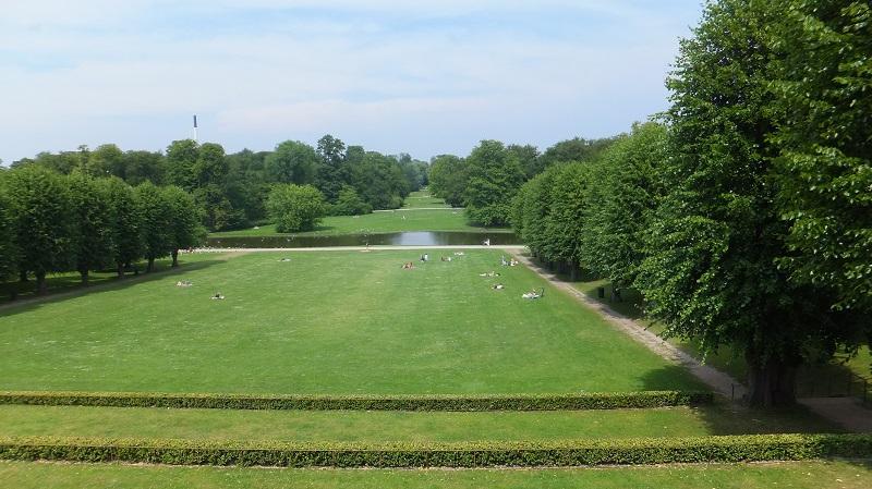 Frederiksberg Garden, Copenhagen