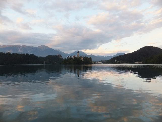 Backpacking in Bled: Sumptuous Slovenia