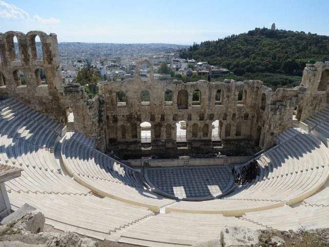 Winter Break in Athens: Winter Sun, Culture and Much More