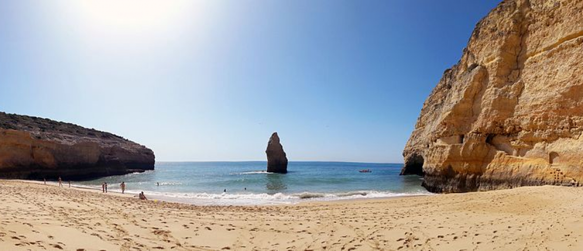 Algarve Winter Sun January Holidays