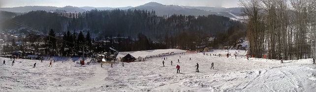 Cheap Skiing Destinations: Poland