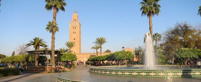 Winter Getaway Destinations: Marrakech