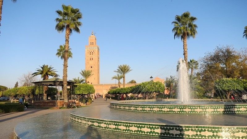 Winter Getaway Destinations: Marrakech