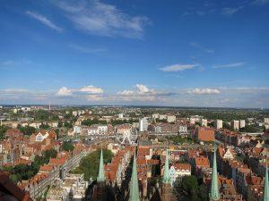 Gdansk Cityscape