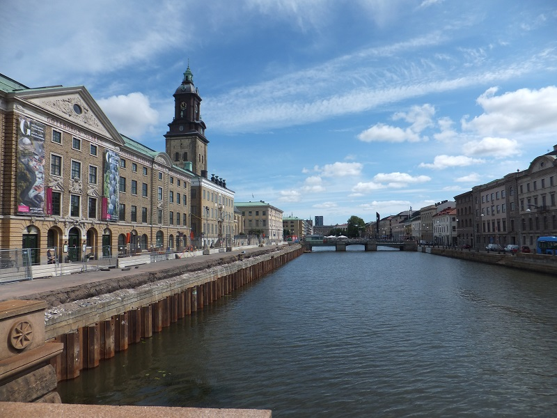 Backpacking in Gothenburg: City Guide