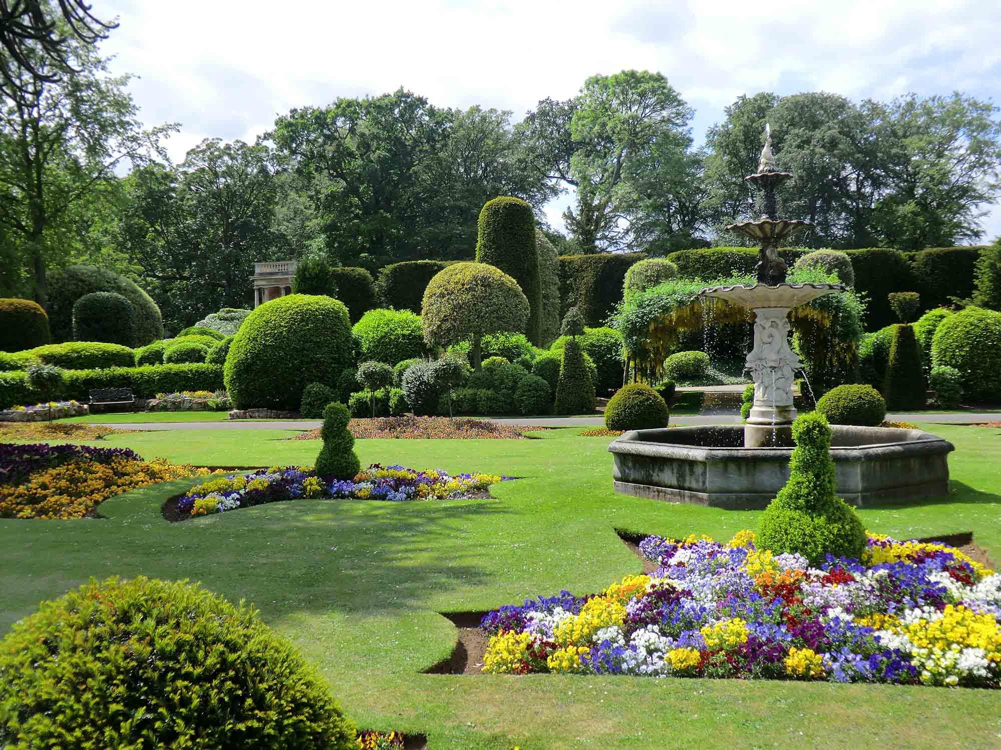 Brodsworth Hall - English Heritage